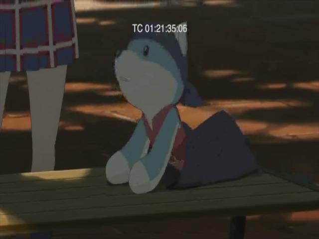 Vidéo Extrait Hirune Hime- rôle de Joy
