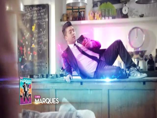 Vidéo CHRIS MARQUES DVD