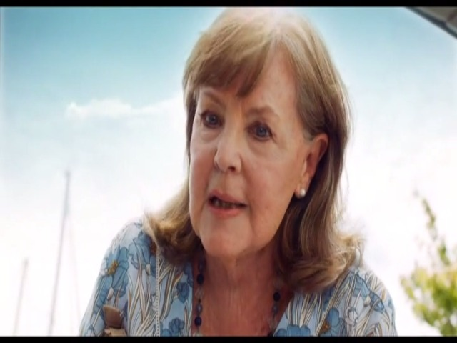 """Vidéo Doublage 3 Pauline Collins """"The Time of their Lives"""""""