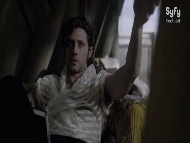 Vidéo The Magicians saison 2, rôle FEN