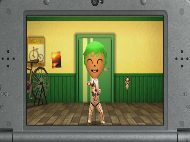 "Vidéo Pub TV - Nintendo TOMODACHI LIFE - Spot ""Transformation"""