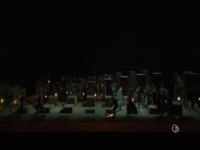 Vidéo Opéra de Paris - avril