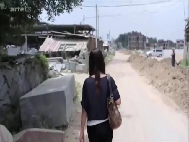 """Vidéo """"La Chine"""" NARRATION 52min - ARTE (extraits)"""
