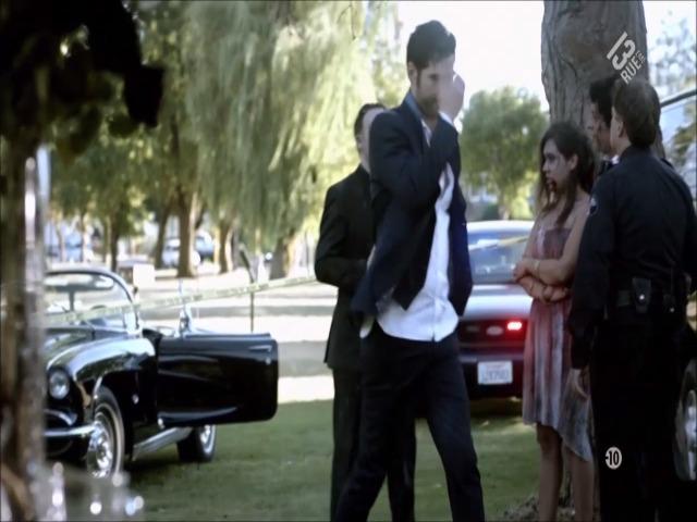 "Vidéo Extrait série ""Lucifer"" Edgar Romero (Liam Hall)"