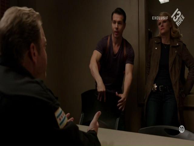"""Vidéo extrait série """"Chicago Justice"""" Hawkins (Vincent Teninty)"""