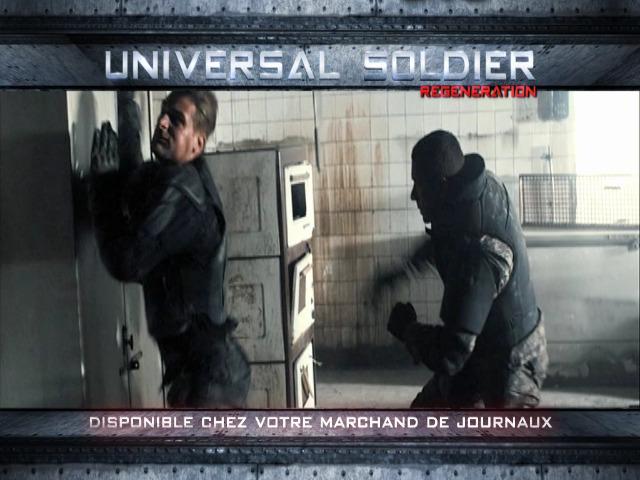 Vidéo Universal Soldieurs