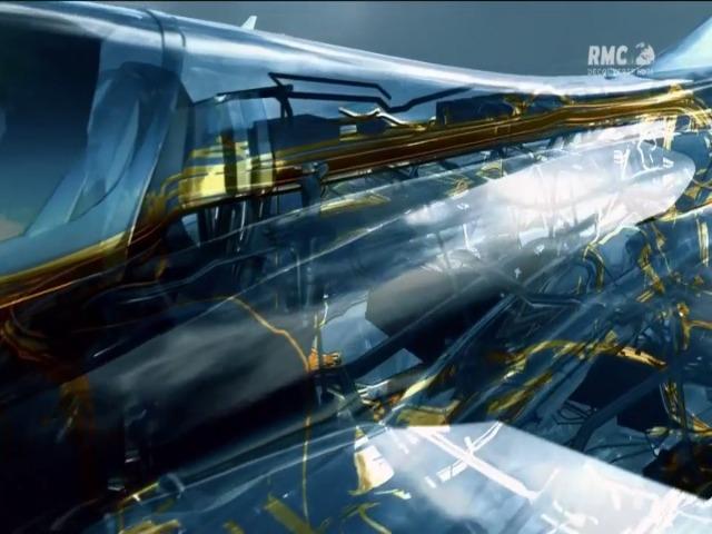 Vidéo RMC - Le Rafale